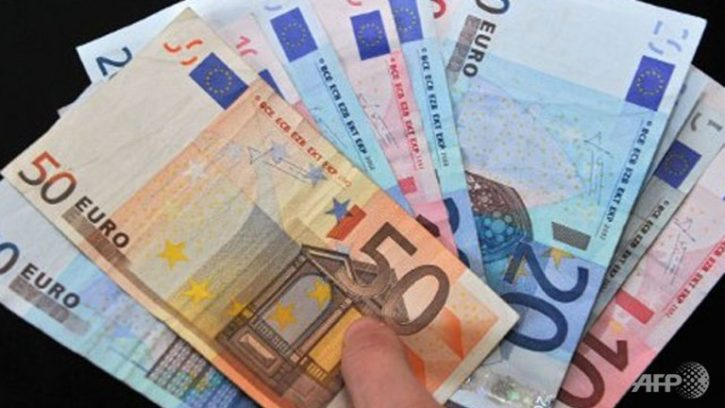 EUR/BTC trading