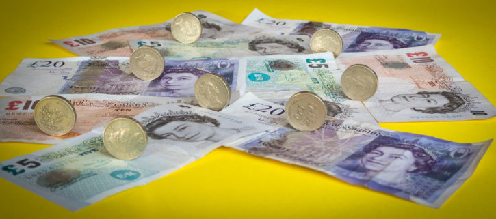 Trade British Pound against bitcoin