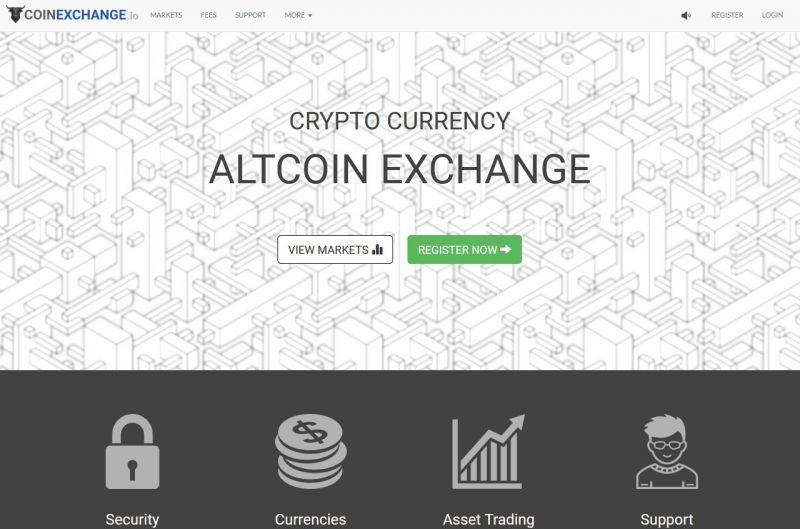 coinexchange access denied