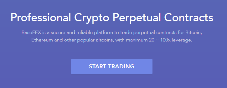 BaseFEX Start trading