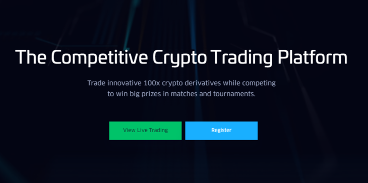 Competitive trading platform