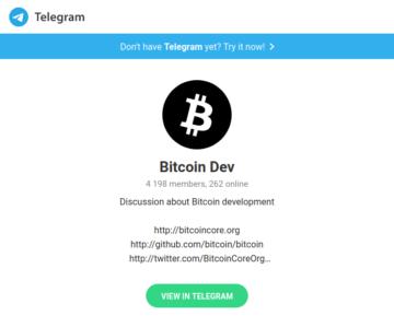 bitcoincore chat