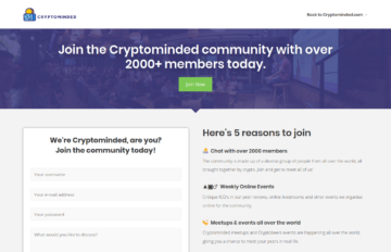 cryptominded chat